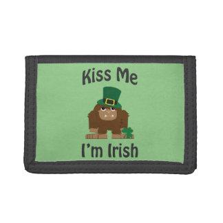 私によってがアイルランド語ビッグフットである私に接吻して下さい