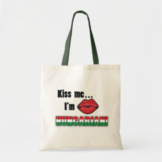 私によってがハンガリー語である私に接吻して下さい トートバッグ
