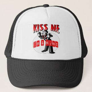 私によってがマイム役者である私に接吻して下さい キャップ