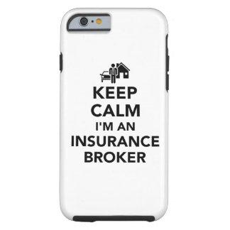 私によってが保険仲介人である平静を保って下さい ケース