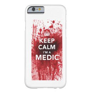私によってが医者の血はねのiPhone6ケースである平静を保って下さい iPhone 6 ベアリーゼアケース