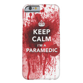 私によってが救急医療隊員のiPhone6ケースである平静を保って下さい iPhone 6 ベアリーゼアケース