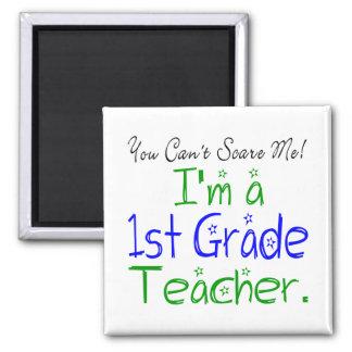 私によってが第1等級の先生である私をおびえさせることができません マグネット