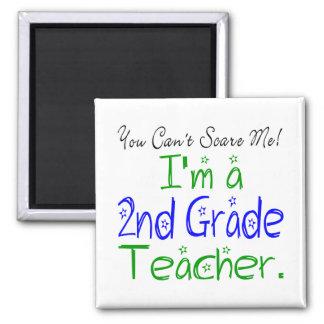 私によってが第2等級の先生である私をおびえさせることができません マグネット