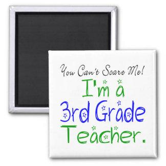 私によってが第3等級の先生である私をおびえさせることができません マグネット