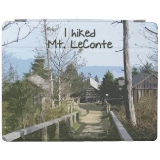 私によってはGSMNPの写真の芸術のMt LeConteがハイキングしました iPad カバー