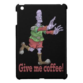 私にコーヒーを与えて下さい! Ipadの小型場合 iPad Mini カバー