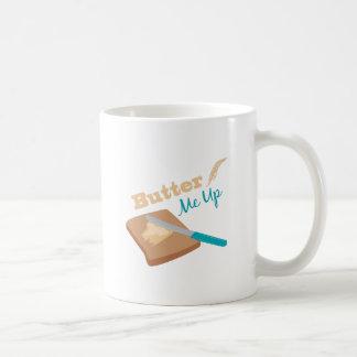 私にバターをつけて下さい コーヒーマグカップ