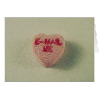 私にバレンタインを電子メールで送って下さい カード