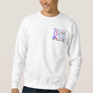 私に世界をSIDS意味しました スウェットシャツ