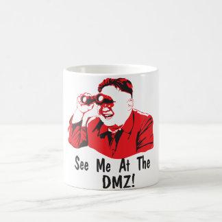 私に会って下さい コーヒーマグカップ