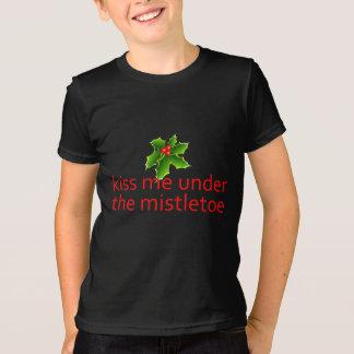 私に接吻して下さい Tシャツ