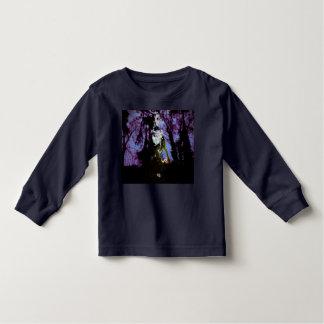 私に見る天国 トドラーTシャツ
