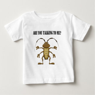 私に話しているあります ベビーTシャツ