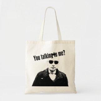 私に話しているか。 トートバッグ