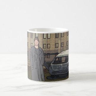 私に車輪があったら コーヒーマグカップ