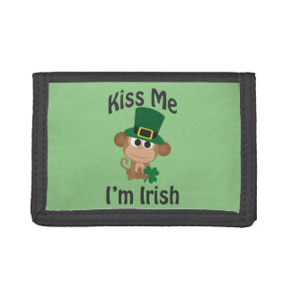 私に、私ありますアイルランド語が接吻して下さい! 猿