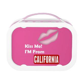 私に、私ありますカリフォルニアから接吻して下さい