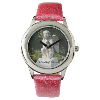私に-腕時計を見る天使 腕時計