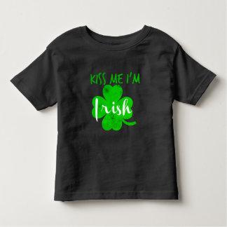 私にimアイルランド語接吻して下さい トドラーTシャツ