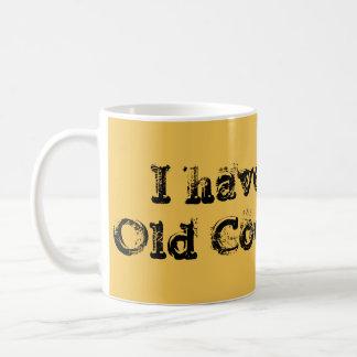 私にO.C.D.があります コーヒーマグカップ