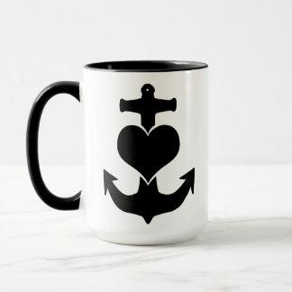 私のいかり マグカップ