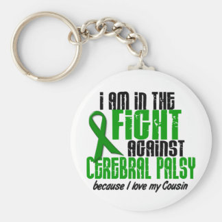 私のいとこ1のための戦いの脳性麻痺 キーホルダー