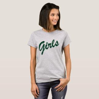 私のおもしろいな友人からの女の子のTシャツ Tシャツ