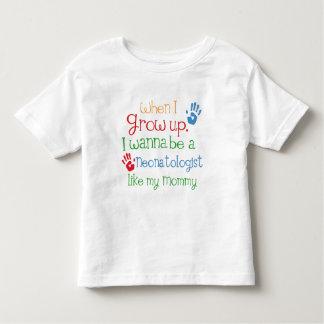 私のお母さんのようなNeonatologist (未来) トドラーTシャツ