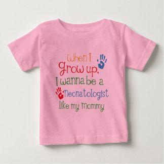 私のお母さんのようなNeonatologist (未来) ベビーTシャツ