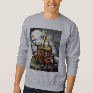 私のお母さんの勇敢な騎士!!! スウェットシャツ