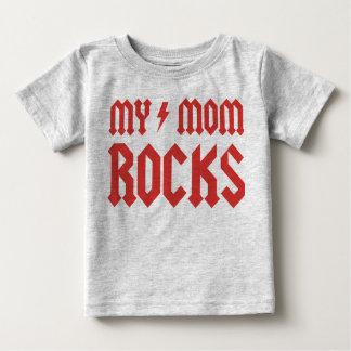 私のお母さんの石! ベビーTシャツ