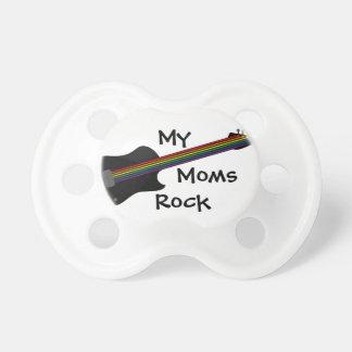 私のお母さんの石 赤ちゃんおしゃぶり