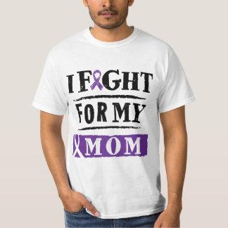 私のお母さんのTシャツのためのAlzheimerのIの戦い Tシャツ