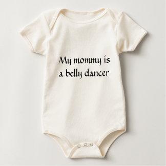 私のお母さんはベリーダンサーです ベビーボディスーツ