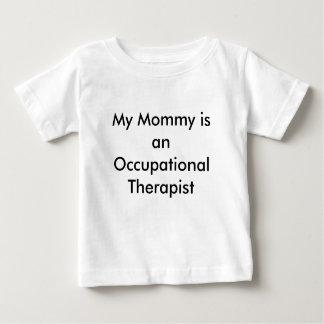 私のお母さんは作業療法士です ベビーTシャツ