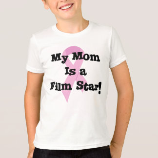 私のお母さんは映画スターです Tシャツ
