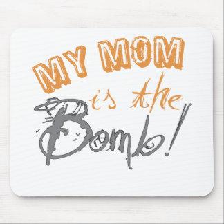 私のお母さんは爆弾です マウスパッド