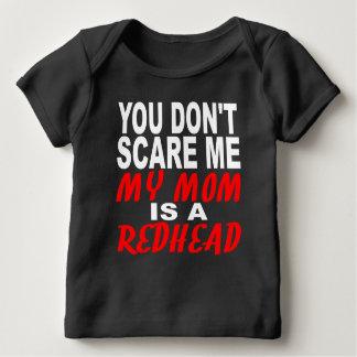 私のお母さんは赤毛です ベビーTシャツ