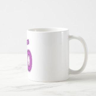 私のお母さんは30才です コーヒーマグカップ