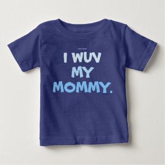 私のお母さん ベビーTシャツ