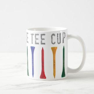 私のお気に入りのなティーのコップのゴルフギフト コーヒーマグカップ