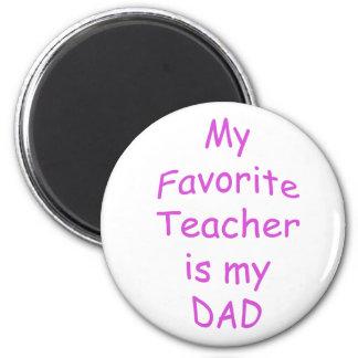 私のお気に入りのな先生は私のパパです マグネット