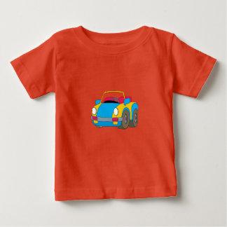 私のお気に入りのな車 ベビーTシャツ