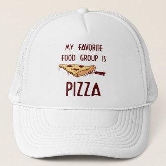 私のお気に入りのな食品群はピザです キャップ