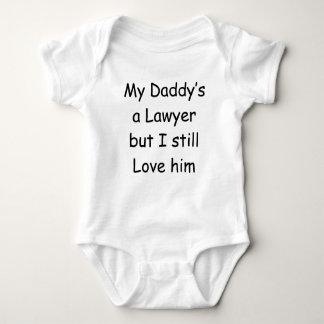 私のお父さんの弁護士 ベビーボディスーツ
