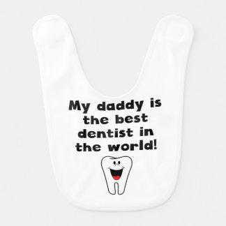 私のお父さんは世界の最も最高のな歯科医です ベビービブ