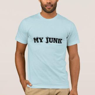 私のがらくた Tシャツ