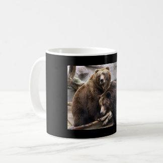 私のくま コーヒーマグカップ