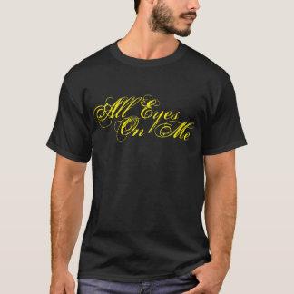 私のすべての目 Tシャツ
